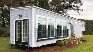 Amazing Luxury Tiny House On Wheels For Sale In Tennessee