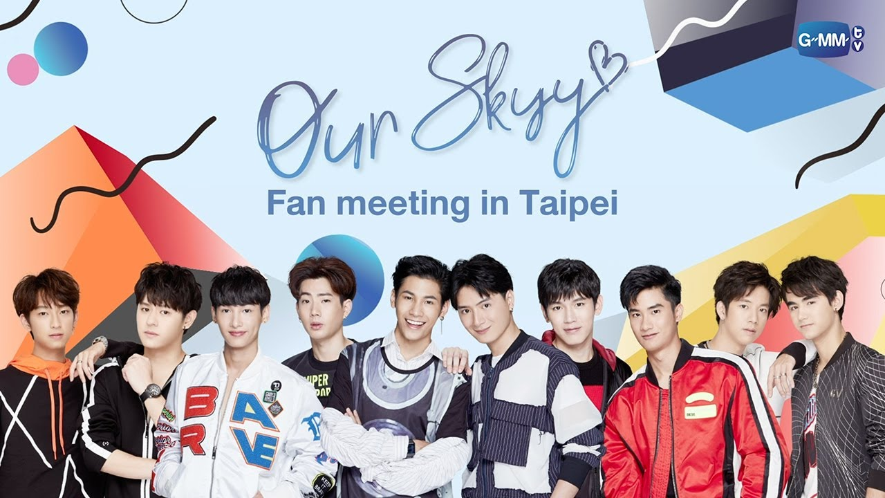 Download Our Skyy Fan Meeting In Taipei