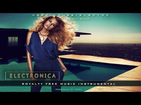 Deep House Electro Instrumental   Mangata by Paul Garzon   Royalty Free Music