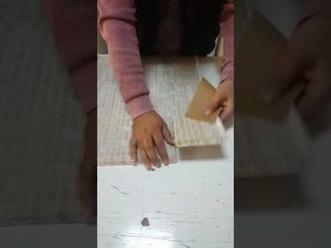 Как сделать незаметный ремонт ковролина