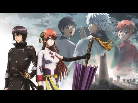 Gintama: Gintoki and Katsura vs Harusame