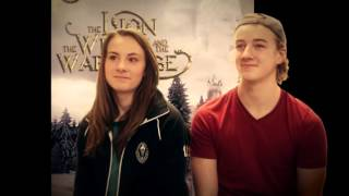 Meet the Cast of The Lion, The Witch, and The Wardrobe Part 4