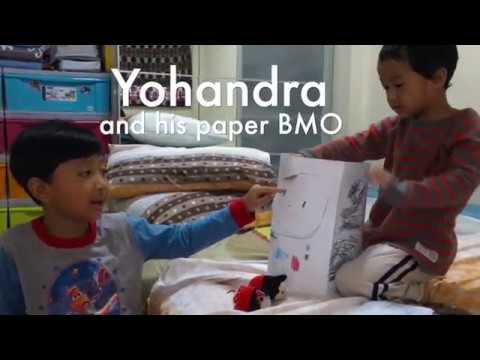 Yohandra and Paper BMO