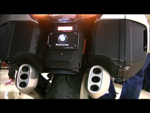 BMW K 1600 GTL - Hear the 6-cylinder engine run!