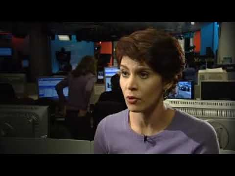 Potkin Azarmehr on Newsnight Nov 5th 2009 BBC2