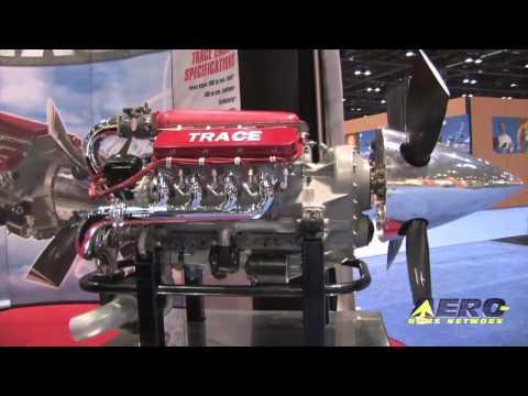 Aero-TV:  Trace Engines - Re-Engineered Turbocharged Power
