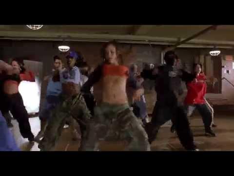 из фильма Лапочка ее круто танцуют