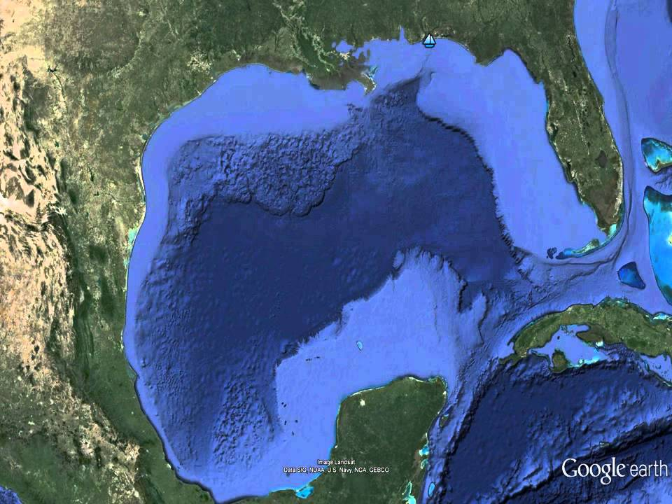 Major Bodies Of Water In The US YouTube - Us bodies of water