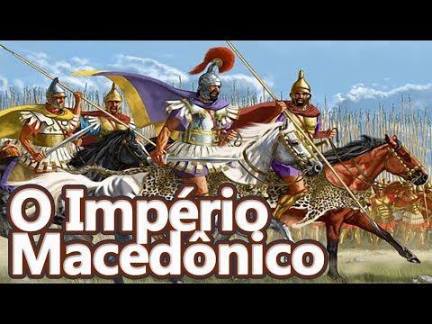 O Império Macedonicos: A Ascensão de Filipe da Macedônia - História Antiga #23 - Don Foca