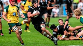 HIGHLIGHTS: New Zealand Schools v Australia Schools