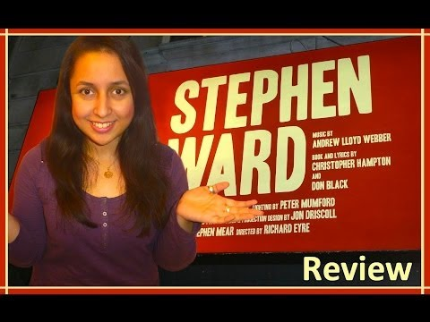 Stephen Ward the Musical @ Aldwych Theatre - Review