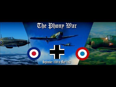 JG 53 & The Phony War