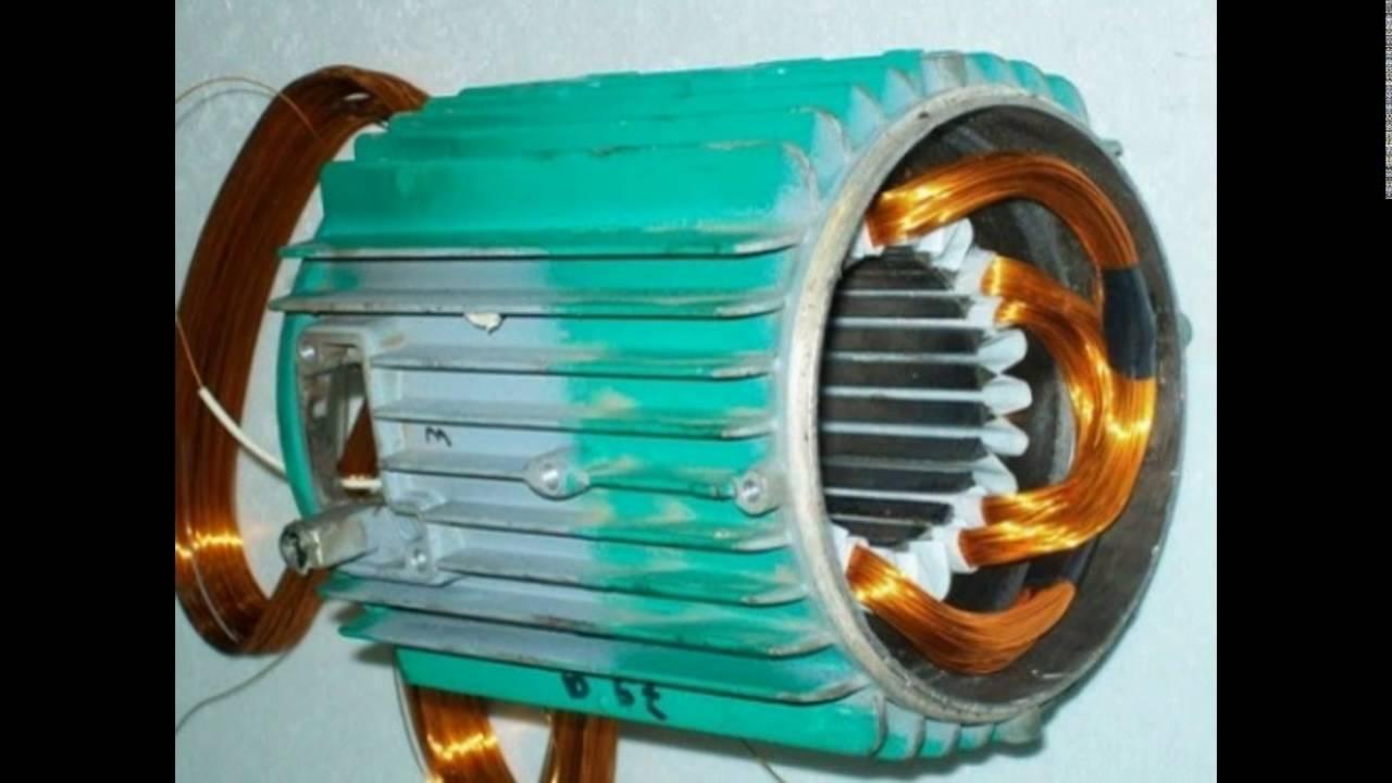 Ремонт эл двигателей своими руками