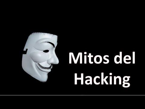 Mitos del Hacking
