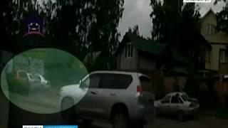 В Красноярске у водителя впервые отобрали права до решения суда