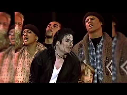 Michael Jackson - Earth Song - Live Auckland 1996 - HD