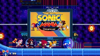 Sonic: DreamCast Mania DX