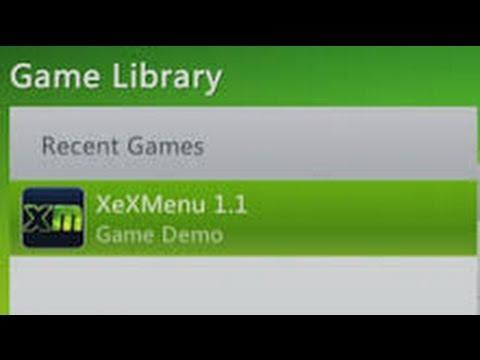 Xexmenu 1. 2 magicalnix.