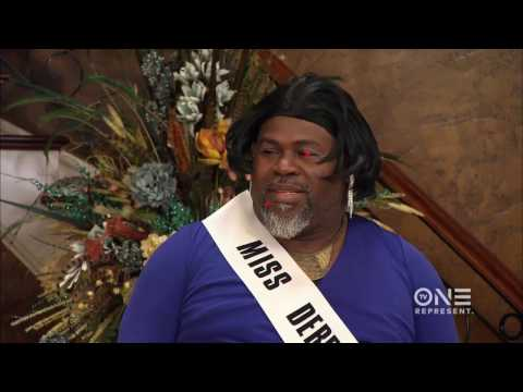 Why Is David Mann Dressed As A Woman? | The Manns | TV One
