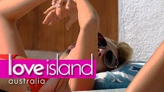Cassidy thinks Dom just isn't that into her | Love Island Australia 2018