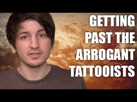 Arrogant And Rude Tattooiststattoo Apprentices Beware Youtube