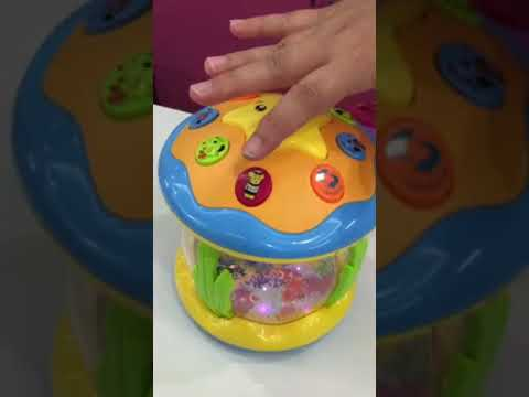 Baby Dream Sea Paradise With Pacify Music Sweet Lightshow Projector Toy