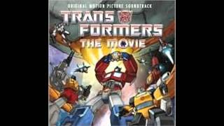 1986 Transformers The Movie Soundtrack: The Transformers Theme Remix by Vince DiCola