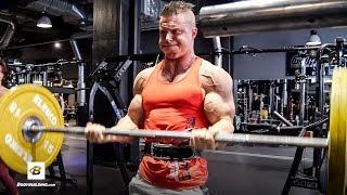 Train With Passion | Cezar Lusewski, Nordic Bodybuilding Champion