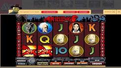 Riesen Gewinn durch Wettfunktion, Hellboy Elcarado Online Casino Slot