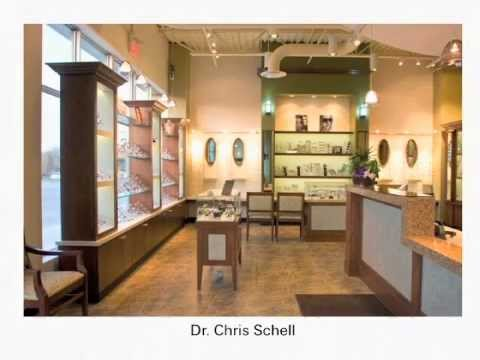 optical office design case study chris schell od youtube