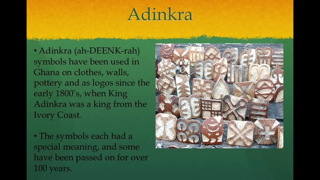 adinkra block printing art lesson youtube