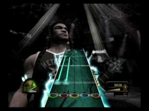 Guitar Hero: Metallica - Wii Gameplay-Medley 1 - YouTube