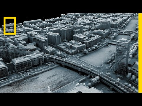 Better Images of Cities Than From Satellites? It's Called LIDAR | National Geographic