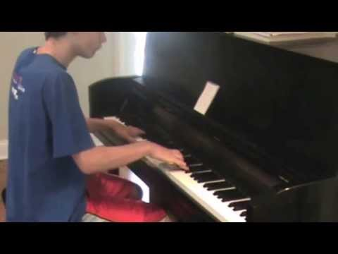 Jungleland by Bruce Springsteen- Piano Cover by Charlie