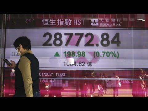 الاقتصاد الصيني يسجل نسبة نمو قياسية في الربع الأول بلغت 18,3 بالمئة على مدى عام…  - 11:00-2021 / 4 / 16