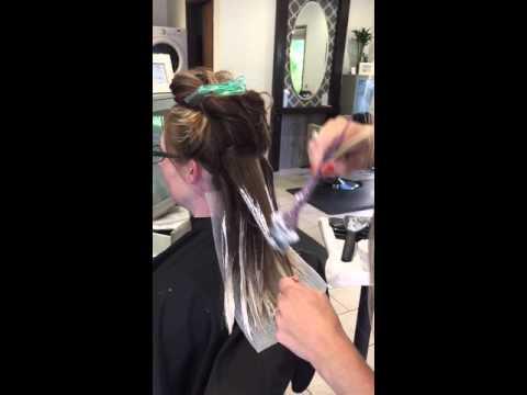 Balayage from Sage Hair Studio in Reno, NV.