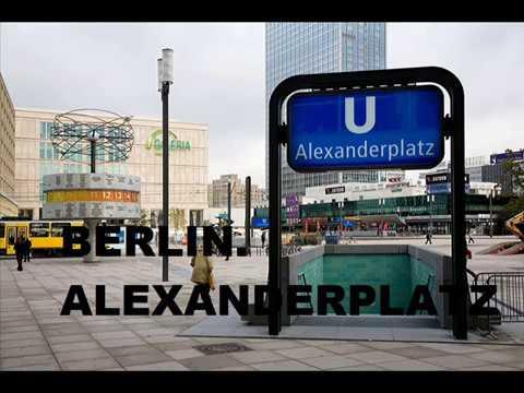 BERLIN: ALEXANDERPLATZ