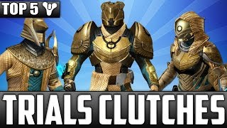 Amazing Clutches! Top 5 Trials Of Osiris Clutch Plays Of The Week Episode 441 Destiny Age Of Triumph