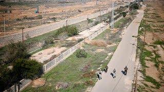 TN en la franja de Gaza