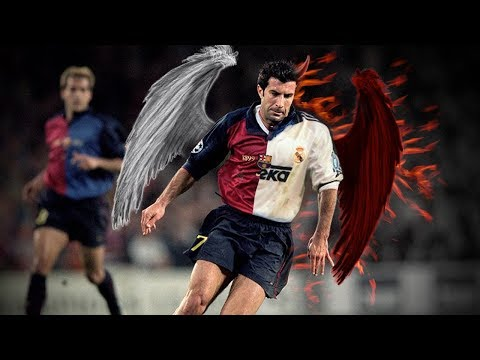 The secret reason why Figo betrayed FC Barcelona for Real Madrid - Oh My Goal