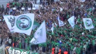 Raja vs Waf  4 - 0 du 16-03-2014, Damna 3arbi.