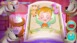 Baby Hazel Bed Time | Full Movie Game | ZigZag Kids HD