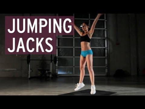 Jumping Jacks - XFit Daily