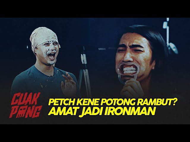CUAK PONG : AMAT VS PETCH