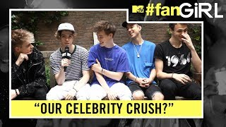 "Why Don't We's DANIEL SEAVEY over daten: ""If she's THE ONE for me and she's a FAN, then…"" 