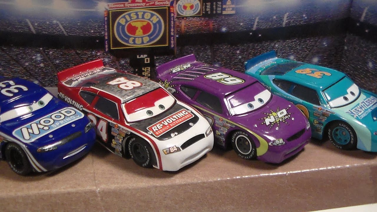 Re Volting Diecast Cars