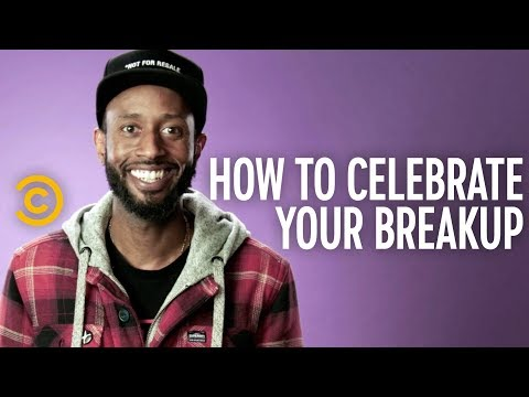 How to Celebrate Your Breakup with James Davis