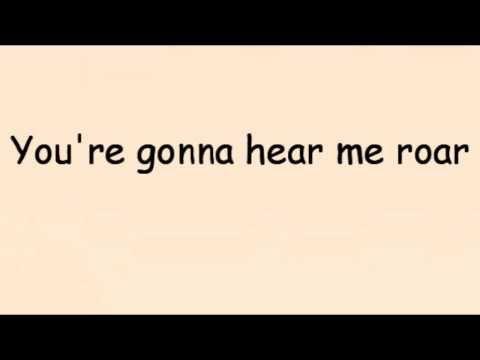 Katy Perry   Roar Lyrics DOWNLOAD IN DESCRIPTION
