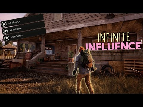 State of Decay 2:  Infinite Influence Glitch