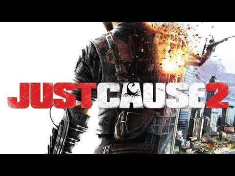 Just cause 2 | Finding the memory cards | Gameplay #01 |
